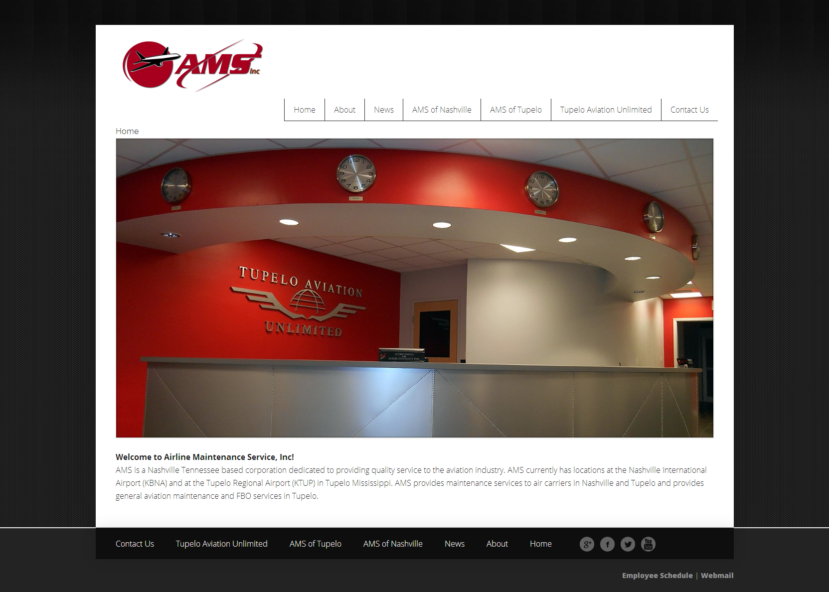 AMS Home Page